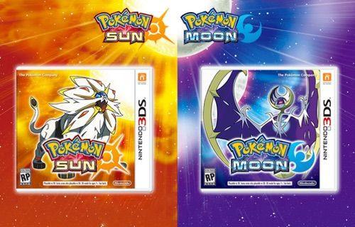 Pokemon Sun ve Moon'un özel Pokemonları belli oldu