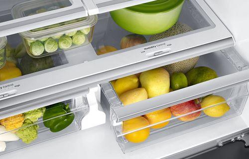 Samsung'dan gıdaları uzun süre taze tutmanın 5 ipucu