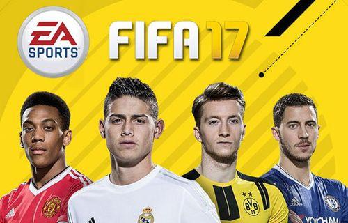 FIFA 17 bu hafta sonu ücretsiz!