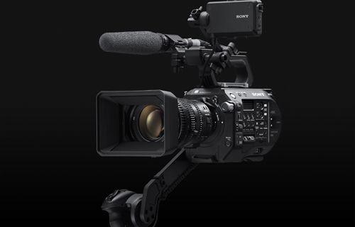 Sony'den yeni video kamera: FS7 II