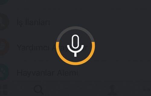 Amazon'un sesli aramasına Türkiye'den rakip!