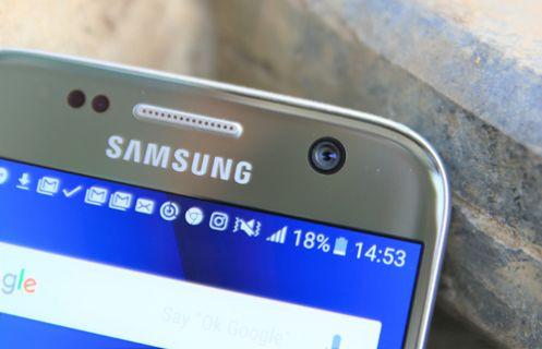Galaxy S8'in ön kamerası OIS destekli olacak mı?