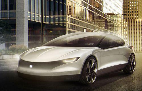 Apple'ın sürücüsüz otomobili resmi ağızdan doğrulandı