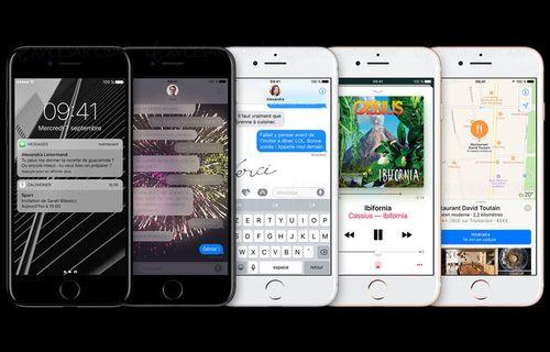 iOS 10.2 Beta 7 yayınlandı