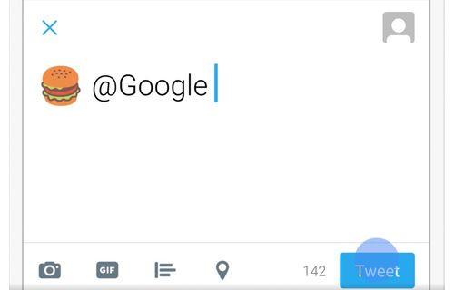 Emoji ile Google'da arama yapın!