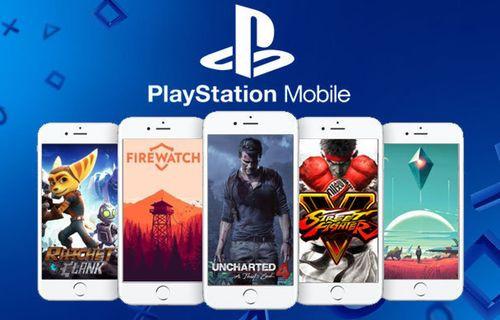 Mobile gelecek PlayStation oyunları belli oldu