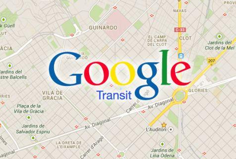 Google Transit, İstanbul'a geldi!