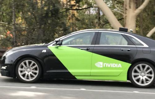 Nvidia, otomotiv sektörüne giriş yapıyor!