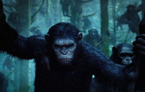 War for the Planet of the Apes'in ilk fragman yayınlandı!
