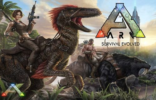 ARK Survival: Evolved PlayStation 4'te!