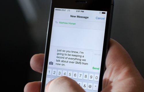 iPhone'da mesaj nasıl gizlenir?