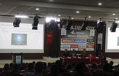 4.Bingöl Bilişim Paneli büyük beğeni topladı