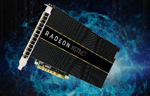 AMD Instinct duyuruldu