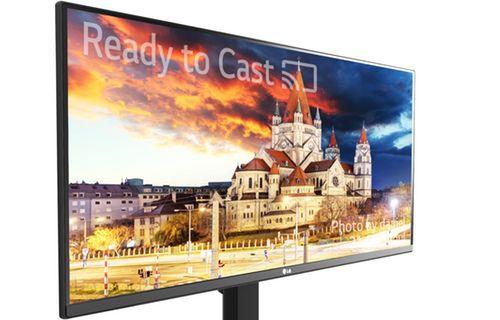 LG 4K HDR monitörlerini tanıtacak