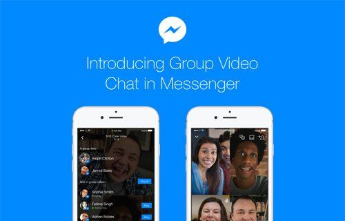 Messenger'a aynı anda 50 kişi ile görüntülü görüşme özelliği!