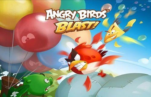 Angry Birds serisine yeni bir oyun geliyor!
