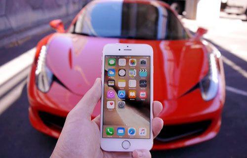 Apple, Ferrari kod adlı özel bir iPhone modeli duyurabilir!