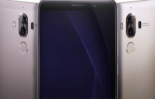 Huawei Mate 9 Türkiye satışı başladı!