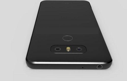 LG G6'nın yeni canlı fotoğrafı sızdırıldı