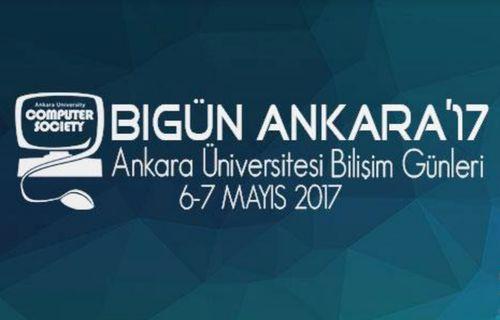 Ankara Üniversitesi Bilişim Günleri başlıyor!