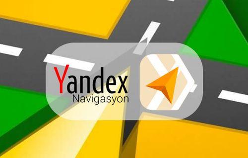 Yandex Navigasyon ve Haritalar ne kadar internet tüketiyor?