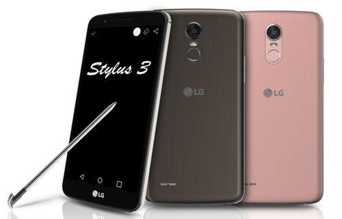 Kalemli LG Stylo 3 akıllı telefon tanıtıldı