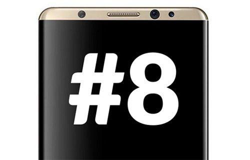 Galaxy S8'de beklenen 8 özellik!