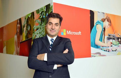 Microsoft'a yeni atama