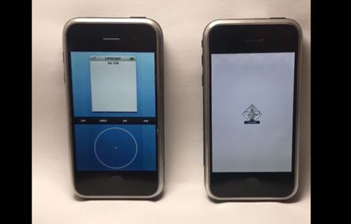 İlk iPhone'un test edilen işletim sistemi sızdı!