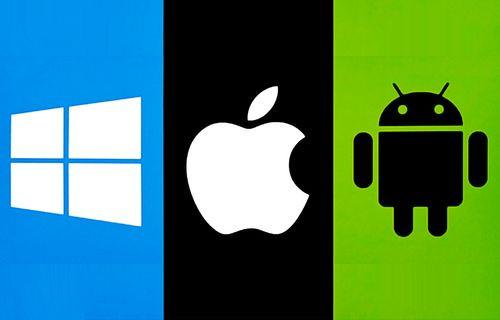 En çok hangi mobil işletim sistemi kullanılıyor?