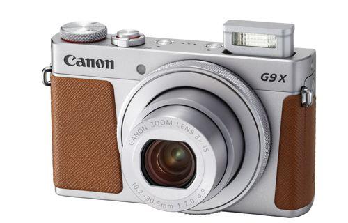 Canon'un yeni aynasızı: PowerShot G9 X Mark II