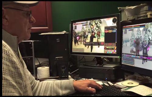 74 Yaşındaki oyuncu, 1999'dan beri oynadığı MMO'ya veda diyor!