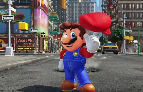 Super Mario Odyssey için yeni efsane oynanış videosu