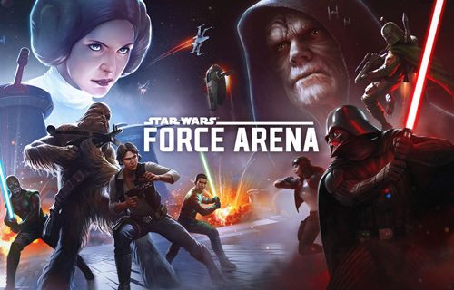 Star Wars: Force Arena oyunu yayınlandı