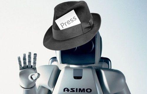 Çin'de robot muhabir devri!