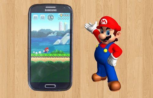 Android'e Super Mario Run'ın ne zaman geleceği açıklandı!