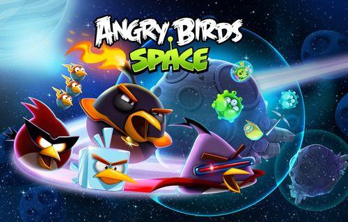 Angry Birds Space ücretsiz oldu