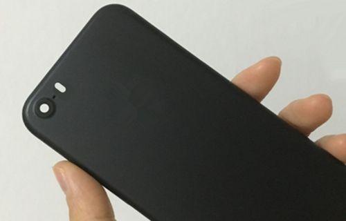 iPhone 5s'i iPhone 7'ye dönüştürün!