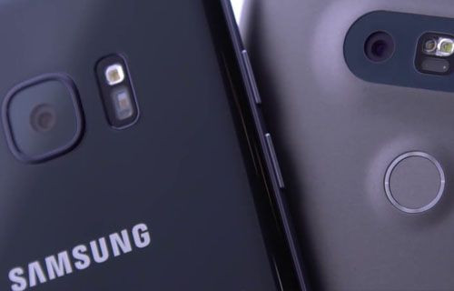 LG G6'nın gücüne Samsung darbesi