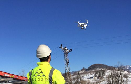 İnsansız hava araçları elektrik arızaları için havalanacak