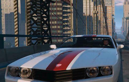 Merakla beklenen GTA V modu yayınlandı!