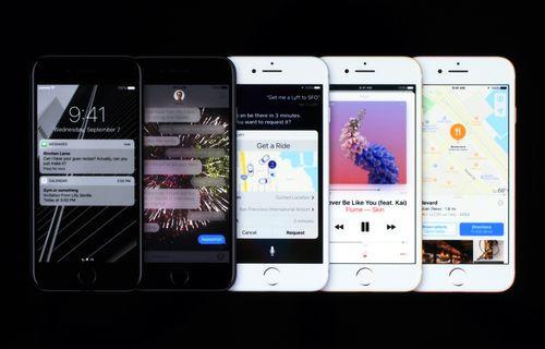 iOS 10.3 yayınlandı!