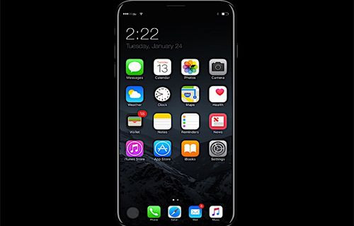 iPhone 8'in sızdırılan şeması farklı bir özelliğe işaret ediyor (Güncelleme)