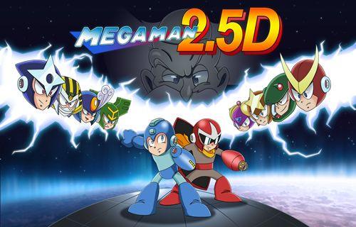 Yapımı 8 yıl süren Mega Man 2.5D oyunu çıktı!