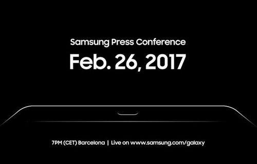 Samsung, 24 gün sonra Galaxy S8'i gösterecek