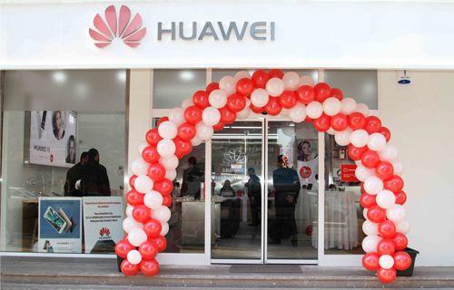 Ankara'da Huawei teknik servisi açıldı
