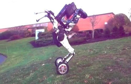 Boston Dynamics'ten yeni robot!