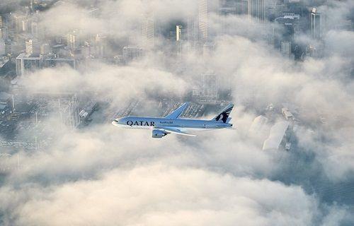 Dünyanın kesintisiz en uzun uçuşu yapıldı!