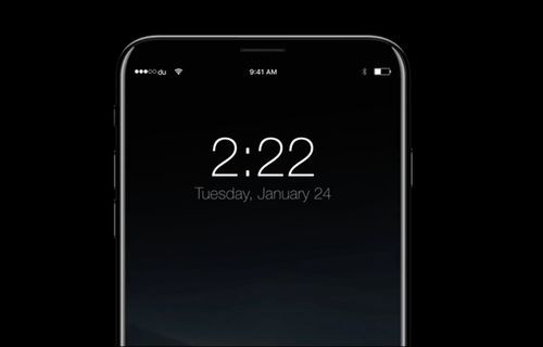 iPhone 8, kullanıcısını yüzünden tanıyabilir