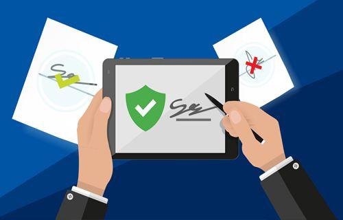 Güvenli dijital imza uygulaması Türkiye'de başladı